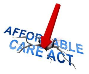 Affordable Care Act cracked